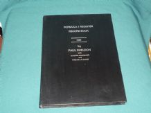 Formula 1 Register Record Book 1966 (Sheldon & Rabagliatti 1990) SIGNED